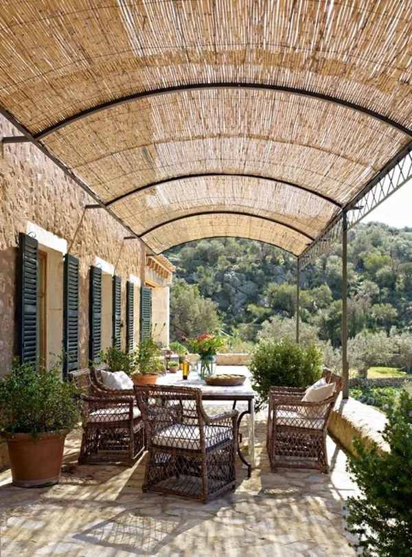 Pergolas for the garden (5)