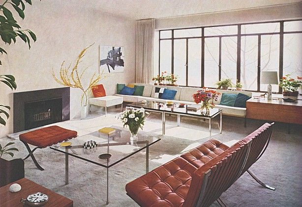 Nostalgic House Decoration Like In The 60s My Desired Home
