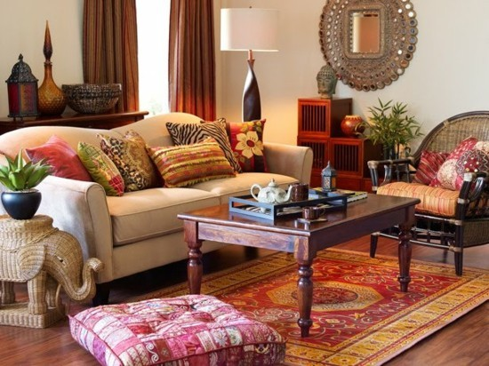 30 Interior Design Ideas In Indian Style For A Colorful Exotic Home My Desired Home