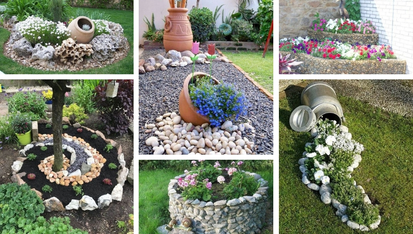 Diy Garden Decoration With Stones 32 Absolutely Spectacular Ideas My Desired Home