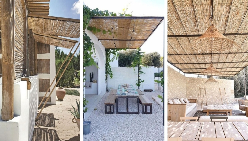 How to protect yourself from the sun on the balcony terrace and your yard this summer – 25 smart DIY inspiration ideas