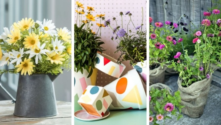 30 great ideas on how to decorate your home with summer flowers