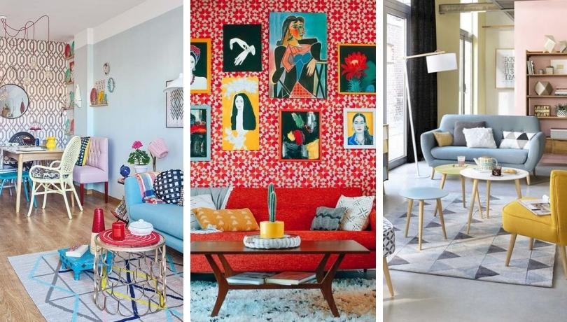 Retro Decoration 50 Amazing Ideas To, Retro Living Room Furniture