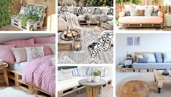 40 Super DIY pallet furniture ideas to create at home