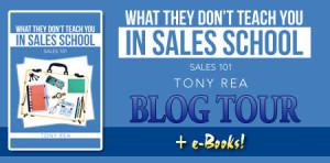 Sales School Banner