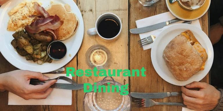 restaurant dining and health