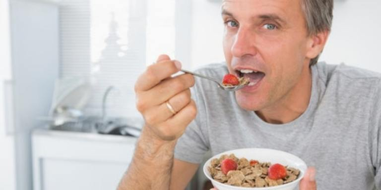 cereals too much iron