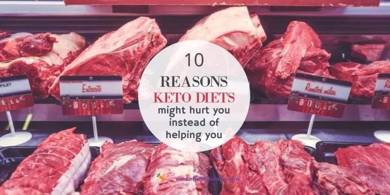 keto diet healthy or harmful