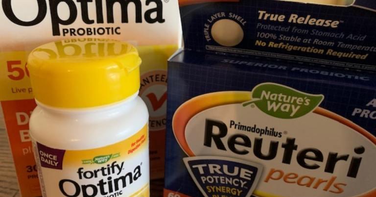 probiotic supplements purchasing