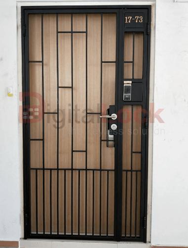 straight-ladder-design-mild-steel-hdb-gate