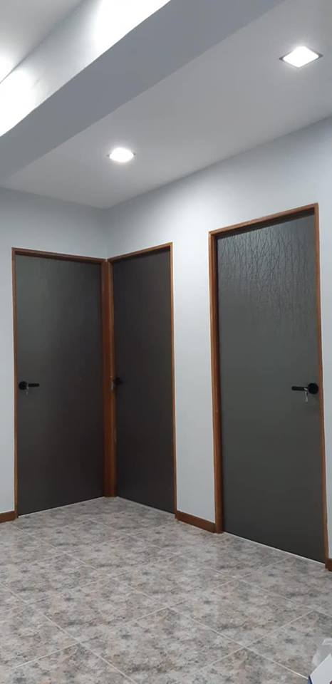 Fire Rated Bear Bear Bedroom Door  at $380 Each in 3D Surface for HDB Door in Singapore By My Digital lock