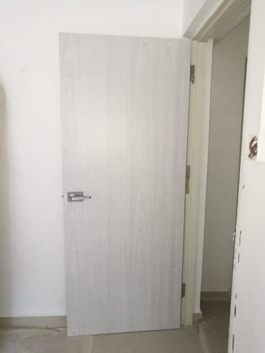 White-Wood-Designer-Bedroom-Door