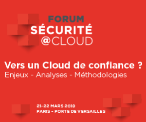 #TECH - 1er Forum Securité du Cloud - By Cherche Midi Expo Groupe Solutions @ Paris Expo Porte de Versailles | Paris | Île-de-France | France