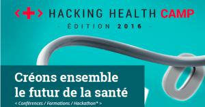 #e-SANTE - HACKING HEALTH CAMP - by Alsace Digitale @ Strasbourg   France