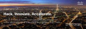 #INNOVATION - Cisco DevNet Hackathon - by Cisco @ NUMA | Paris | Île-de-France | France