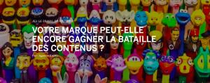 #eMARKETING - Votre marque peut elle encore gagner la bataille des contenus ? By BABEL @ Paris | Île-de-France | France