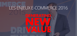 #eCOMMERCE - Les enjeux eCommerce 2016 - By La FEVAD @ Paris-8E-Arrondissement | Île-de-France | France