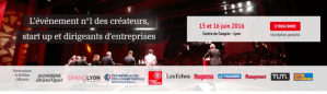 #ENTREPRENARIAT - Salon des entrepreneurs - By Les Echos Solutions / Pôle Salons @ Centre de Congrès - Lyon 50, | Lyon | Auvergne Rhône-Alpes | France
