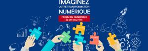 #IT - Forum du Numérique CXP Group 2016 - By CXP @ Paris | Île-de-France | France