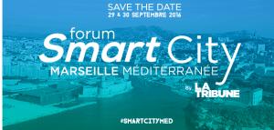 #SMARTCITY - La métropole accélérateur du numérique - By la Tribune @ Le Pharo  | Marseille | Provence-Alpes-Côte d'Azur | France
