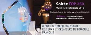 #IT - Soirée TOP 250 - By Syntec Numérique @ Paris | Île-de-France | France