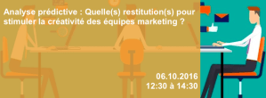#eMARKETING - LE PRÉDICTIF AU SERVICE DU MARKETING - By EBG