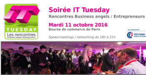 #IT - IT TUESDAY - By CCI de Paris