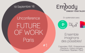 #INNOVATIONS - Unconference Future of Work - By Paris Pionnières @ Paris | Île-de-France | France