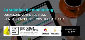#CRM - Qualité des parcours clients - By Netvigie @ Paris Retail Week | Paris | Île-de-France | France