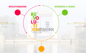 #INNOVATION - Revolution@Work - By Defacto @ Tour Coeur Défense - La Défense | Courbevoie | Île-de-France | France