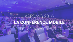 #MOBILE - APPDays - By Tardy i-D @  IBM Client Center Paris  | Bois-Colombes | Île-de-France | France