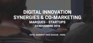 #eMARKETING - Digital Innovation Synergies Co-Marketing- By EBG @ Hotel Marriott | Paris | Île-de-France | France