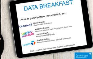 #eMARKETING - Data Breakfast - By Converteo @ OpenMind Kfé | Paris | Île-de-France | France