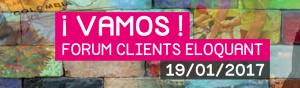 #CRM - I VAMOS Forum client ELOQUANT - By ELOQUANT @ Maison de l'Amérique Latine  | Paris | Île-de-France | France