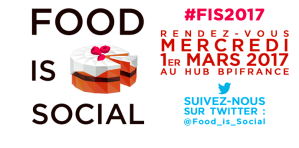#FOODTECH - Food is Social - By BPI @ Bpifrance Le Hub  | Paris-9E-Arrondissement | Île-de-France | France