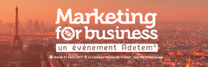 #eMARKETING - Marketing For Business - By ADETEM @ Campus Microsoft  | Issy-les-Moulineaux | Île-de-France | France