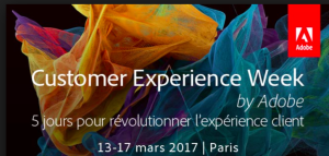 #eMARKETING - Customer Experience Week - By Adobe