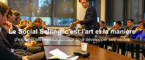 #SocialSellingForum Paris - By PARTNERWIN @ CAMPUS EIFFEL  | Paris | Île-de-France | France