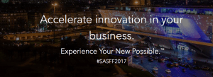 #SASFF2017 - SAS Forum France 2017 - By SAS @ Palais des Congrès de Paris - Niveau 3 | Paris | Île-de-France | France