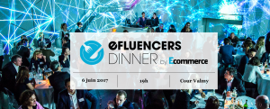 #eCOMMERCE - eInfluencers Dinner - By eCommerce Mag @ Cour Valmy  | Paris | Île-de-France | France