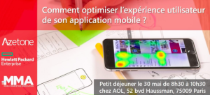 #MOBILE - Comment optimiser l'expérience utilisateur de son application mobile ? By MMAF @ AOL | Paris | Île-de-France | France