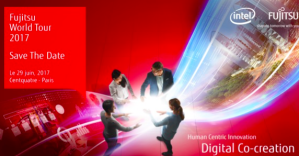 #INNOVATIONS - Fujitsu World Tour 2017 - By Fujitsu @ Cent Quatre  | Paris | Île-de-France | France