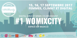 #WOMIXCITY - Wo'MixCITY - By MNMS @ Espace EDF Bazacle  | Toulouse | Occitanie | France