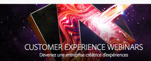#eMARKETING - WEBINAR - E-Commerce Expérientiel - By ADOBE