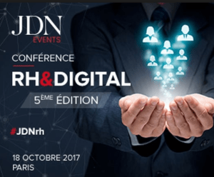 #JDNRH - RH et Digital - BY JDN Events @ Elyseum - | Paris | Île-de-France | France