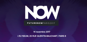 #FutureNowParis 2017 - By Content Square @ L'ELYSEUM | Paris | Île-de-France | France