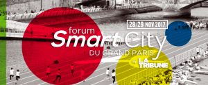 #SMARTCITY - FORUM SMART CITY - By La Tribune Events @ Hôtel de ville de Paris  | Paris | Île-de-France | France