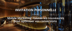 #MOBILE - MASTERCLASS APP MARKETING : Retour sur les meilleures pratiques 2017 - By AD4SCREEN @ Mandarin Oriental | Paris | Île-de-France | France