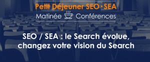 #eMARKETING - SEO / SEA : le Search évolue, changez votre vision du Search - By Search Foresight @ Auditorium Nexity  | Paris | Île-de-France | France