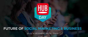 #eMARKETING - HUBDAY Future of Social Business - By Hub Forum @ MEDEF  | Paris | Île-de-France | France